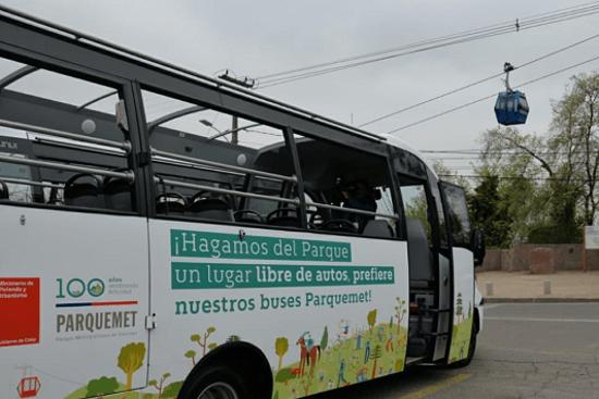 Traslado Bus Ida Pio Nono - Tupahue