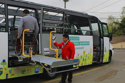 Traslado Bus Ida Zoológico - Carlos Casanueva